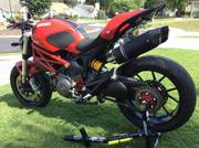 2014 DUCATI MONSTER BIKE WITH ABS