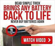 Little Known Way To Bring Nearly ANY Dead Battery Back To Life