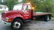 Flatbed Towing- Greater Chicagoland