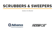 Buy Industrial Sweepers and Scrubbers